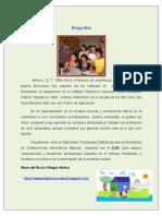 biografia_maria_del _rocio_villegas_muñoz