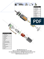 Bruhless DC Motor Ordering Guide