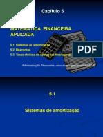 Cap 5 Matem Financ Aplicada