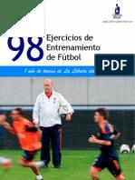 90971795 98EjerciciosdeEntrenamientodeFutbol La Libreta Del Mister