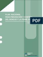 Plan Nacional Prevencion Control Dengue f Amarilla