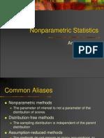 712 Intro to Nonparametric Statistics
