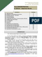 334 Demo Aula00 Portugues Senado