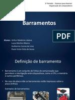 Trabalho de Barramnetos