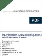 Copy of Prezentare Resuscitarea Cardio-respiratorie