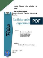 LA FÍSICA APLICADA Y LOS ORGANISMOS VIVOS.docx