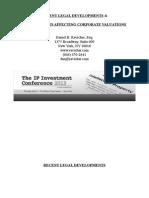 Ravicher IP Invest Slides