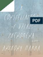 A Constellation of Vital Phenomena by Anthony Marra