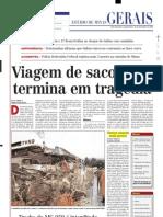 2000.12.18 - Chuvas Causam Mais Mortes - Estado de Minas