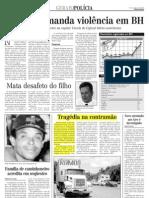 2000.01.06 - Tragédia na contramão - Estado de Minas
