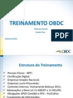 Treinamento Encontro Empresarial 2011