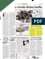 2000.07.29 - Quatro Mortos e Uma Gravemente Ferida - Estado de Minas