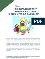 4. Obras Son Amores y No Buenas Razones (IV Dom Cuaresma)