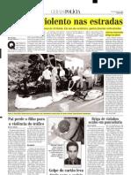 2000.09.08 - Feriado Violento Nas Estradas - Estado de Minas