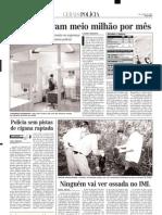2000.10.03 - Dois Mortos Em Acidente - Estado de Minas