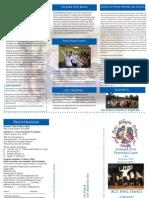 Allegra Summer Camp Brochure