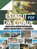 Estatuto Da Cidade - Lei 10.257 de 10 de Outubro de 2001