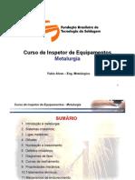 FBTS - InspEquip - Metalurgia_070908