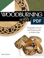 Woodburning With Style - Simon Easton
