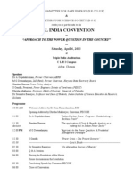 Invitation & Programme convention on safe energy