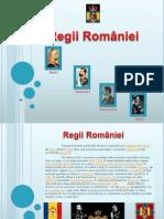 Regii Romaniei