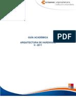 Guia académica de Arquitectura de Hardware (1)
