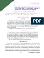 Fabricación de Poliacrilato de sodio