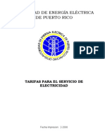 Puerto-Rico-Electric-Pwr-Authority-Tariff-Book