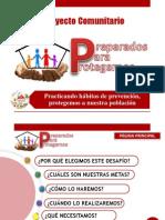 Proyecto Comunitario Preparados Para Protegernos