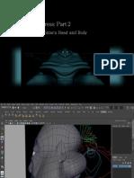 Modelling Progress Part 2