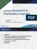 Ordonnancem Planif Avance2000 09 Actemium