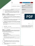 Teste GDA II - 2.3 - 2009 03 19