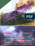 El Vulcanismo.