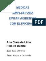 Trabalho Eletricidade Clara