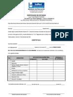 Certificado 1ro Telesecundaria Veliz Campos