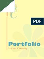 Hanna Crowley Portfolio
