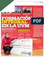 Convenio entre la Universidad del Valle de México y el Comité Olímpico Mexicano