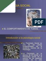 Tema 1 Psicologia Social