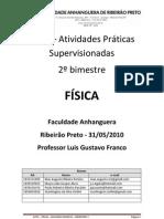 ATPS FISICA - Bimestre 2.docx