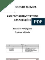 EXERCÍCIOS - ASPECTOS QUANTITATIVOS DAS SOLUÇÕES.docx