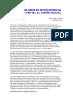 EMISSÕES DE GASES DE EFEITO ESTUFA NA PRODUÇÃO E NO USO DO CARVÃO VEGETAL.docx