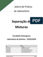 Química - Relatório de Prática de Laboratório - Galera.docx