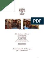 Histoire Des Voyages