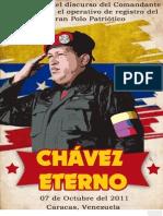Discurso Del Comandante Chavez En