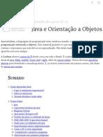 Apostila Java e Orientação a Objetos - Caelum