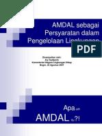 14237687-Makalah-AMDAL-Ary-Sudijanto.ppt