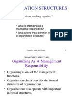 ORGANIZATION STRUCTURES.ppt