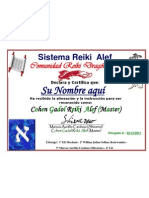 Diploma Acupuntura Etérica