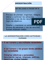 Administracion Como Proceso-ppt