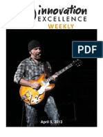 Innovation Excellence Weekly - Issue 27